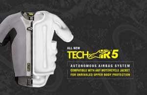 Die Tech-Air ® 5 Airbag Weste – Das autonome Airbag System